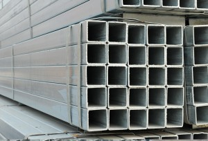 Hot Dip Galvanized Rectangular and Square Hollow Steel Pipe