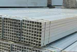 Galvanized Square ṣofo Section, Irin Tube SHS RHS Pipe