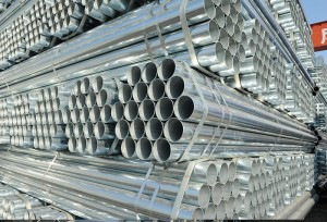 ASTM A53 Galvanized carbon steel pipe