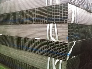 Square and Rectangular Hollow Section Steel Pipe