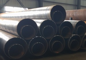 Water Delivery Spiral Welded Steel Pipe