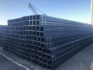 Large Diameter Square and Rectangular Steel Pipe