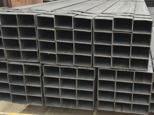 Light Weight Thin Wall Square and Rectangular Steel Pipe