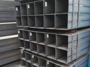 Square and Rectangular Steel Pipe Price Per Ton