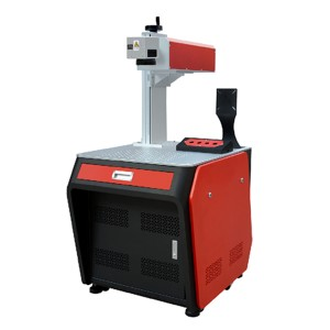 DAWEI CO2 Laser Marking Machine Glass