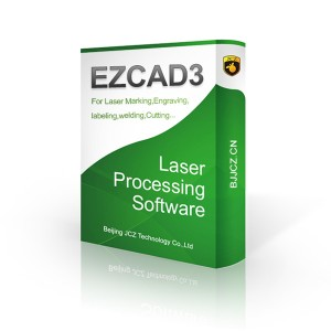 EZCAD3 Laser Marking Software