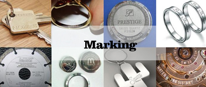 Laser Marking Application