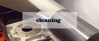 Laser Cleaning Application