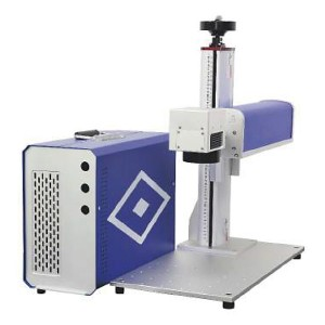 CO2 Laser Marking Machine Wood Veneer