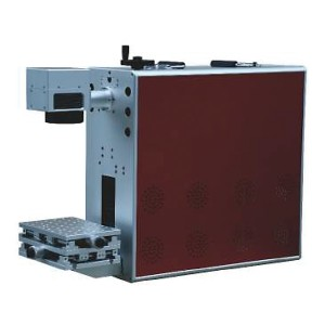 CO2 Laser Marking Machine Anodized Aluminum