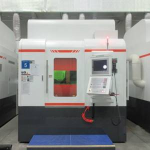 5 Axis Mould Laser Surface Texturing Machine China