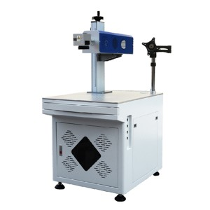 Synrad CO2 Laser Marking Machine Cloth