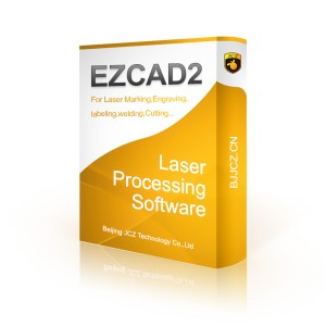 EZCAD2 Laser Marking Software