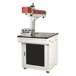 50W CO2 Laser Marking Machine Matte Board