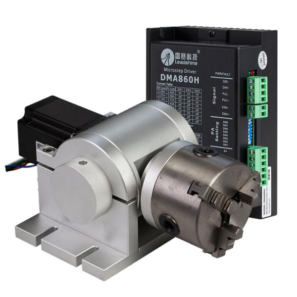Rotary Axis Attachment  for Laser Machine Featured Image