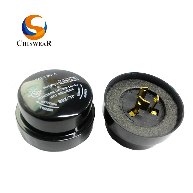 IP54 Twist Lock Shorting Cap Replace Photocell Controller JL-208 Featured Image