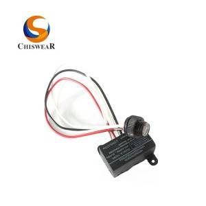 Wiring Mounted 240V Miniature Photocell Light Sensor JL-102BR