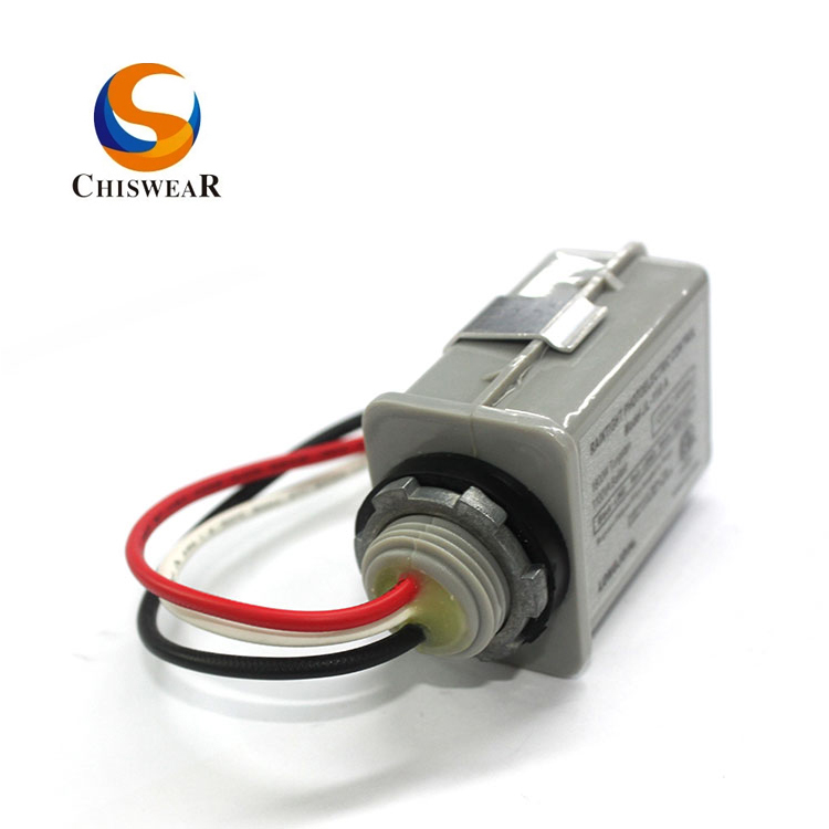 18 Years Factory 3 Way Photocell Switch – Outdoor Stem Mounted Photocell Switch JL-118A – Chiswear