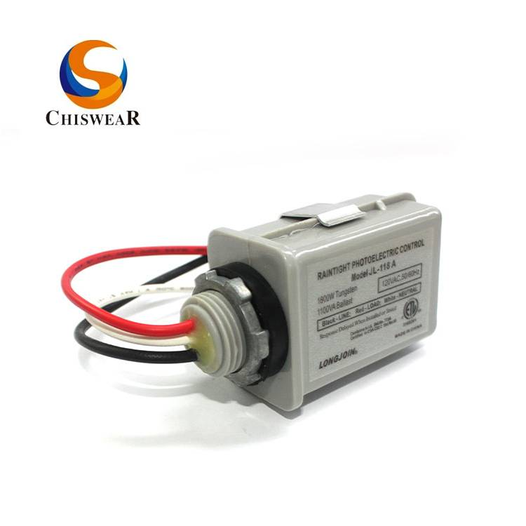China Factory for 12 Volt Photocell Sensor -