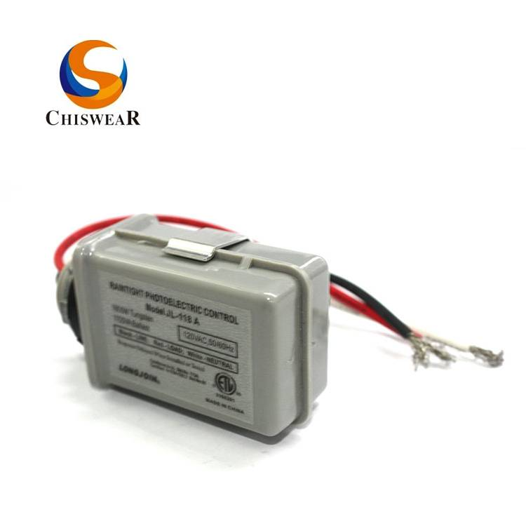 Factory Price Outdoor Photocell Light Sensor -