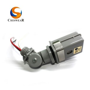 Swivel Head Accessories JL-118AV Wiring Mouted Photocontrol