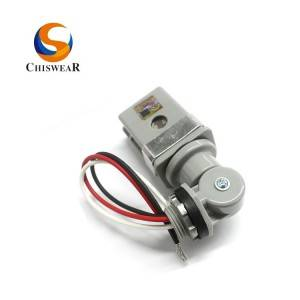 JL-118BV 220V Swivel Stem type Photocell Control