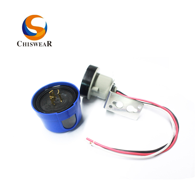 2019 wholesale price Photocell Control – JL-205C&JL-200Z-14 120-277 VAC Twist Lock Photocell Switch Receptacle Kits – Chiswear