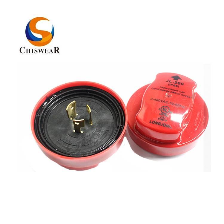 Chinese wholesale Ip66 Shorting Cap Photocell -