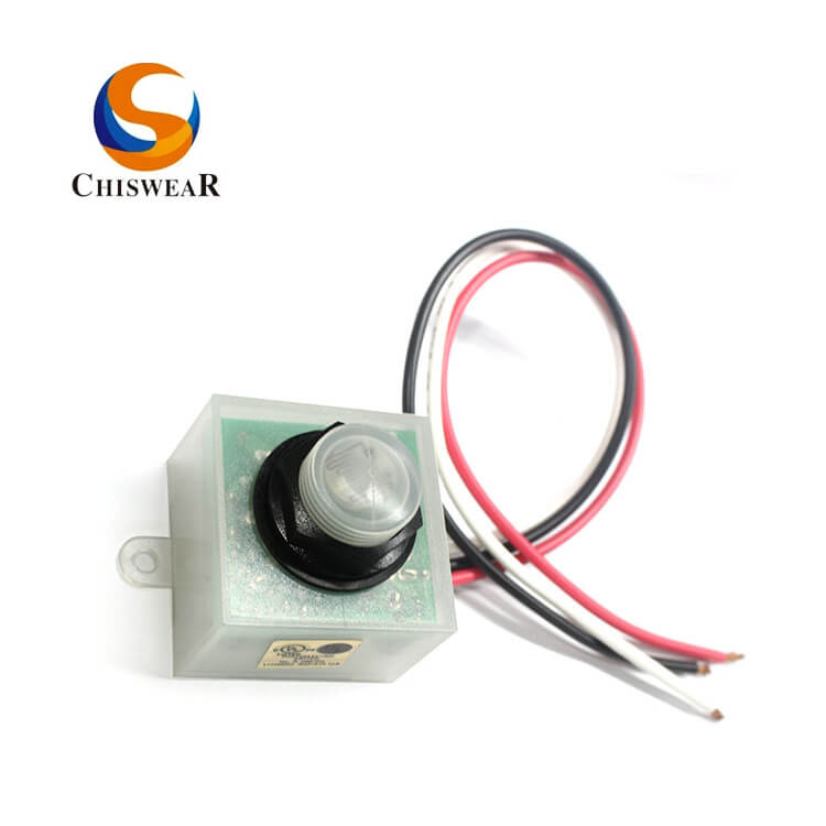 China OEM Photo Sensor Switch For Outdoor Lights -