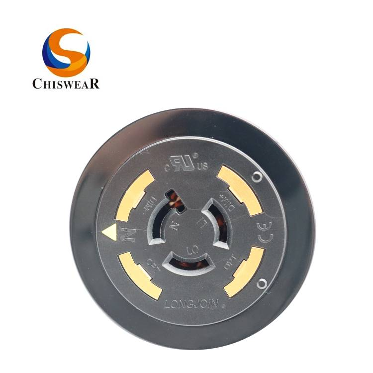 NEMA 7 PIN Twist Lock and Rotatable Photocontrol Receptacle JL-260D2 Featured Image