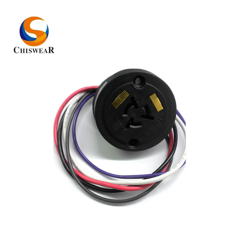 Factory Supply 3 Pin Nema Receptacle -