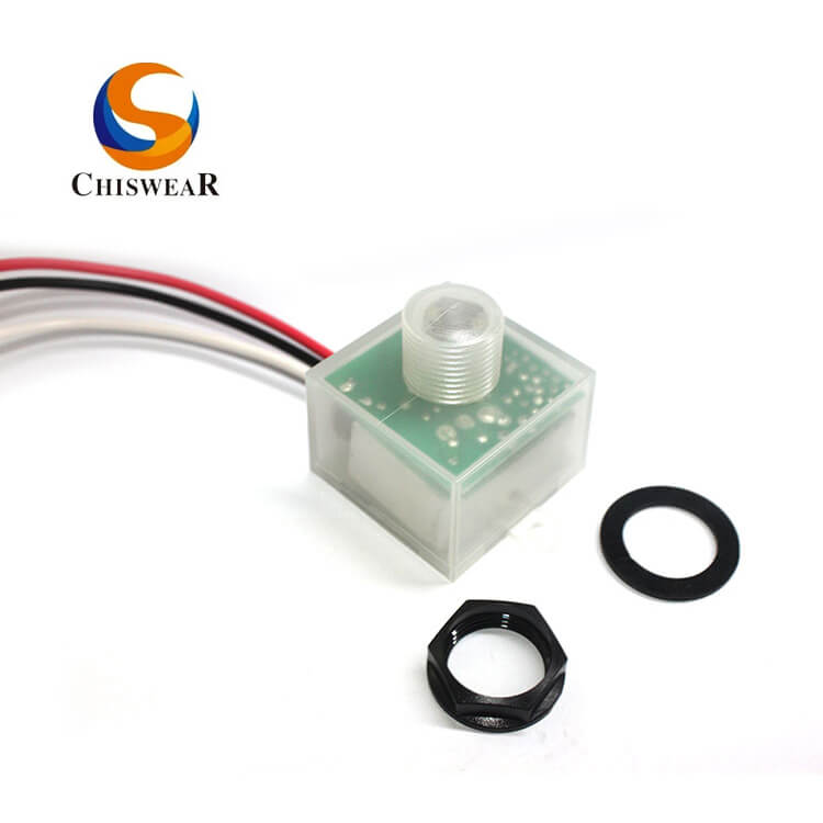 High definition Photoelectric Switch For Street Light -