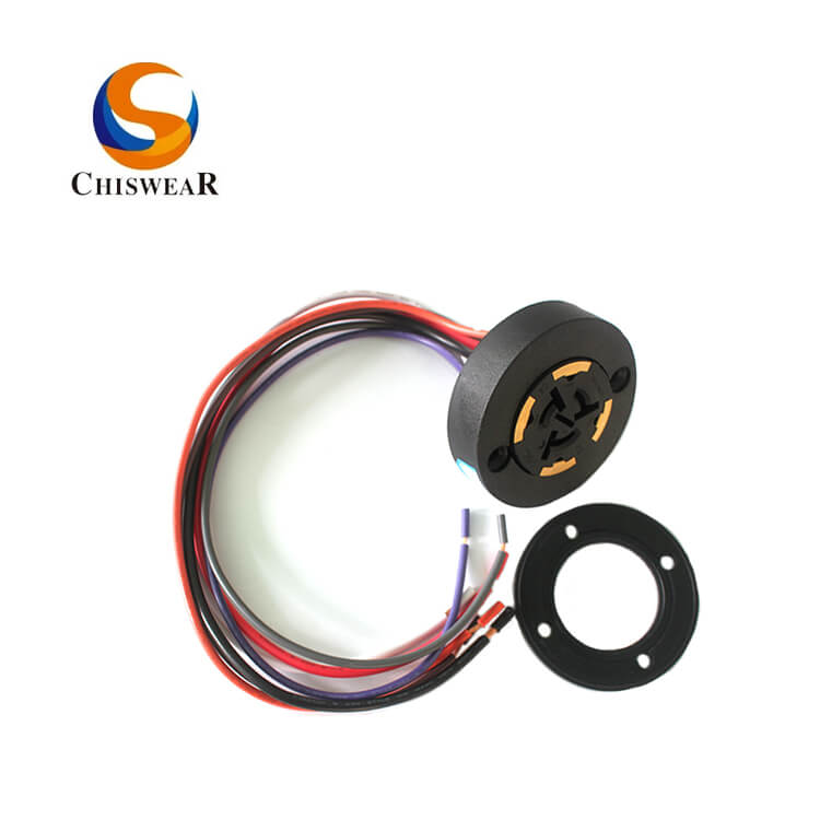 OEM Customized Twist Lock Photocell Receptacle -