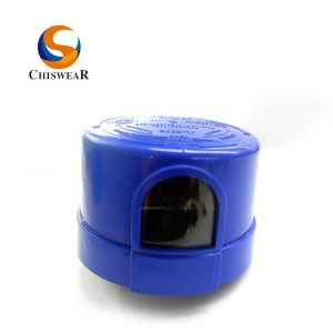 Waterproof Twist Lock Photocell Switch