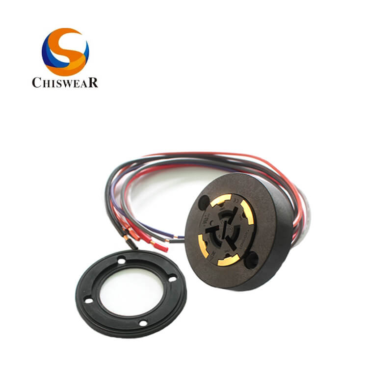 OEM manufacturer 15 Amp Twist Lock Receptacle -