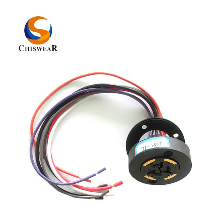 Reasonable price 7 Pin Receptacle -