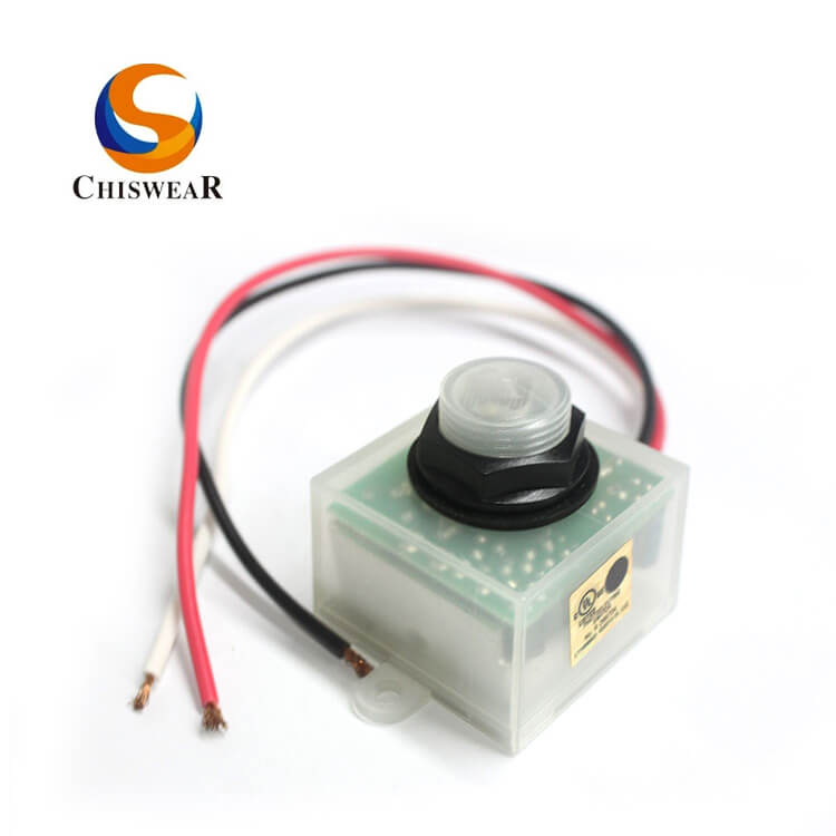 China Cheap price 12 Volt Dusk To Dawn Photocell Switch -