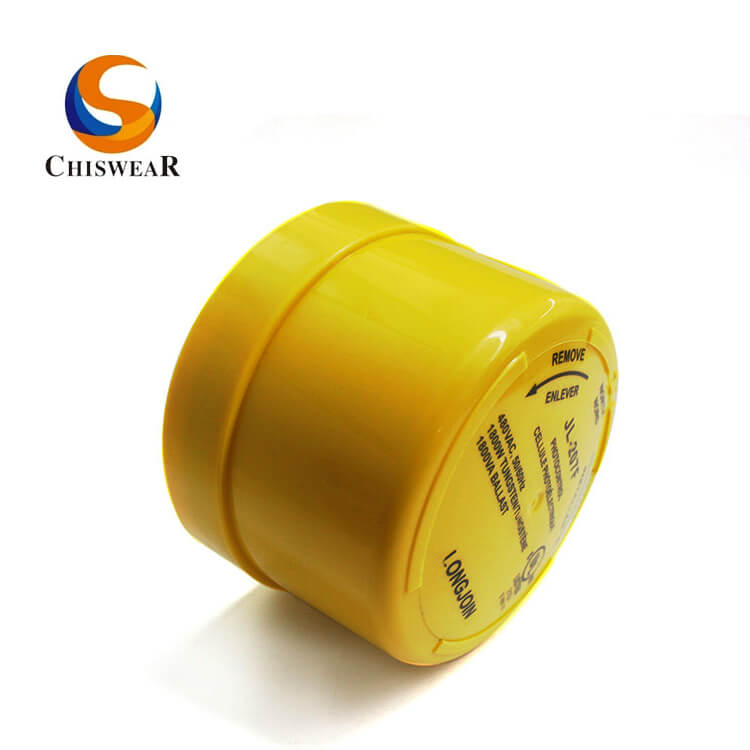 Factory wholesale Automatic Twist Lock Photocontrol -