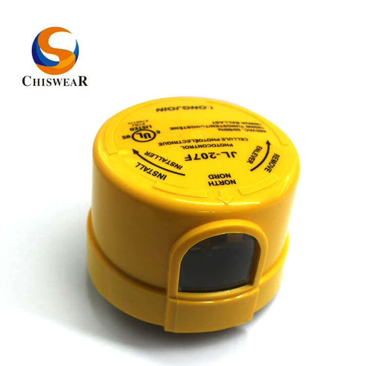 Hot Sale for Twist Lock Photocell Socket -