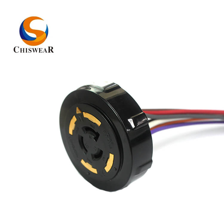 OEM Factory for 20a 250v Locking Receptacle Box -