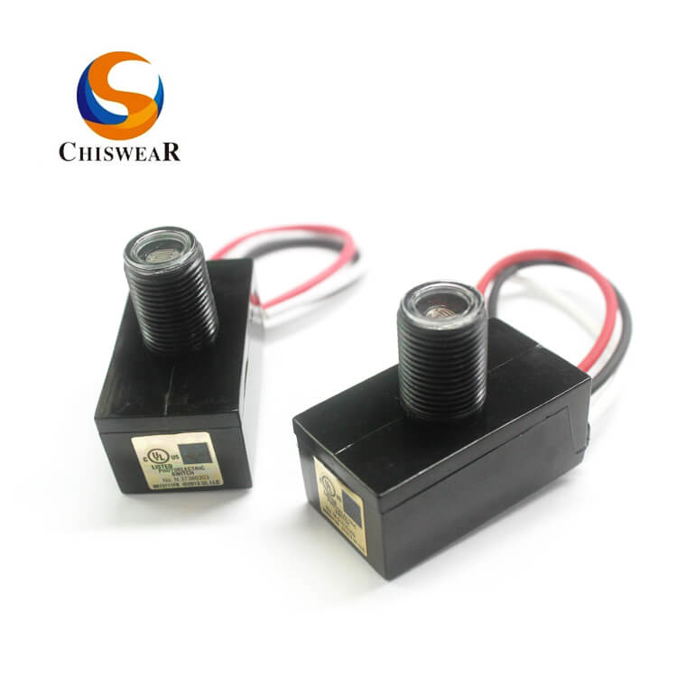 2019 Latest Design Photocell Switch Sensor -