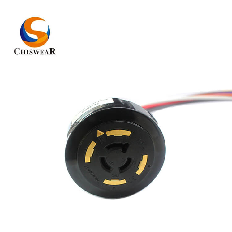 High reputation Nema Receptacle 3 Pin -