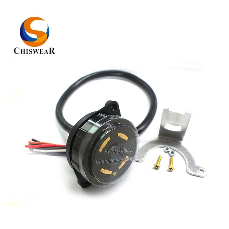 Manufacturer for 120 Volt Receptacle -