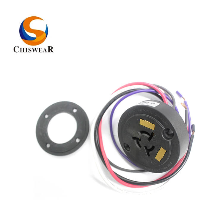 2019 China New Design Receptacle Socket -