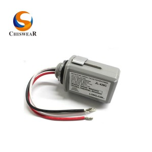 Surge Protection Photocell Switch JL-428C