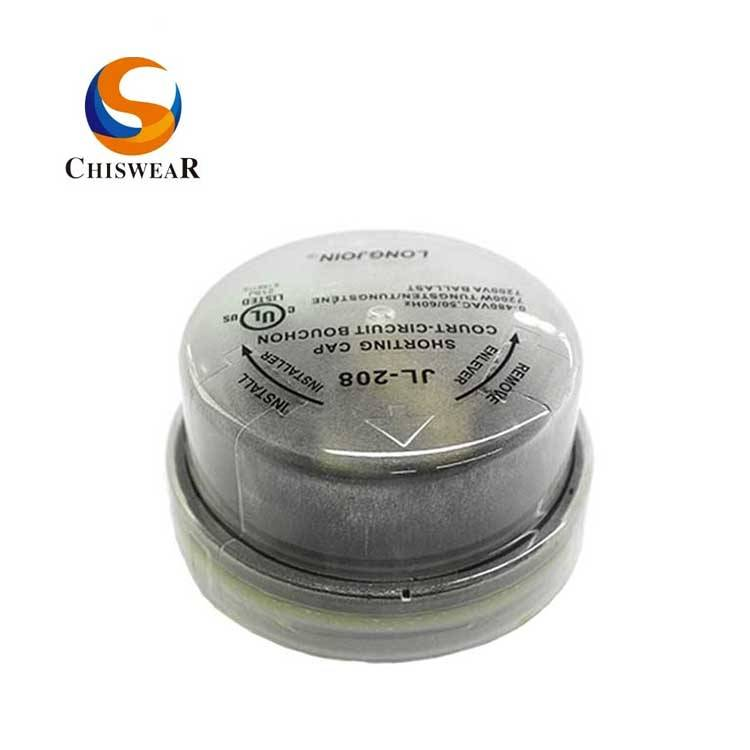 2019 High quality Receptacle Shorting Cap -