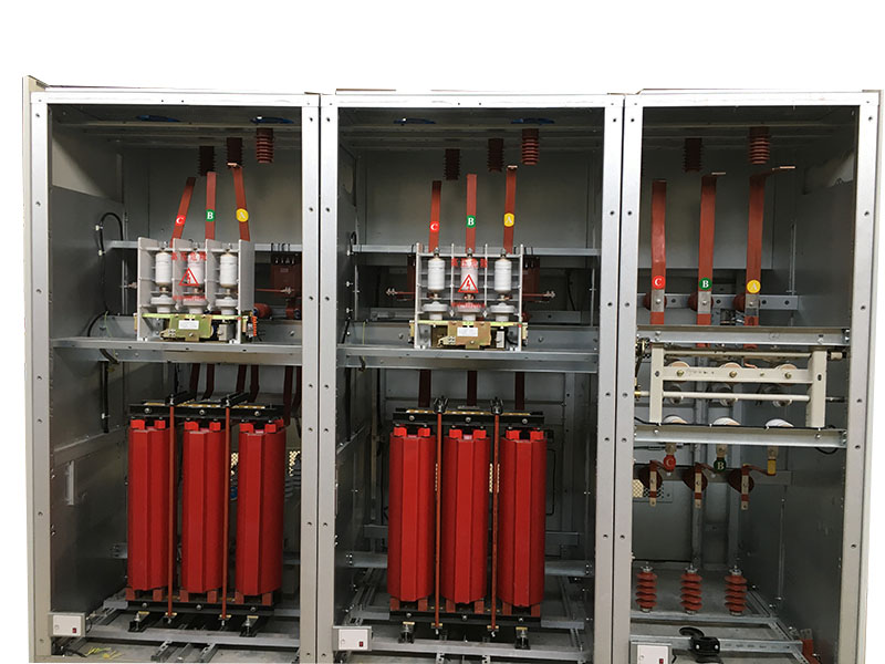 High and low voltage switchgear and power quality control equipment Featured Image
