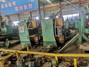 300  300400  400 rectangular tube mill