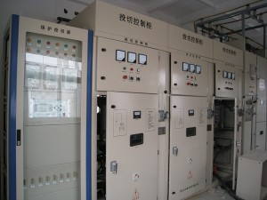 High and low voltage switchgear and power quality control equipment