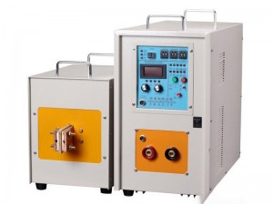 Heat treatment equipment for mechanical parts